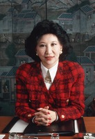 Dame Lydia Dunn, Hong Kong Legislator and Business Woman