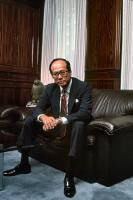 Sir Li Ka Shing, Chairman of Cheung Kong Holdings
