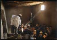 Madrassa, Russian Occupied Afghanistan, 1984 for Time Magazine