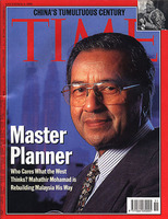 Prime Minister Mahathir, Malaysia