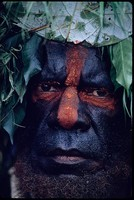 Faces from Mount Hagen