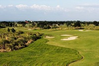 Sherwood Hills Hole 17, Par-4, 447 Yards