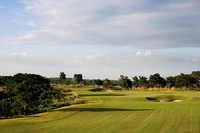 Sherwood Hills Hole 7, Par-4, 388 Yards