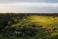 Sherwood Hills Hole 5, Par-4, 441 Yards