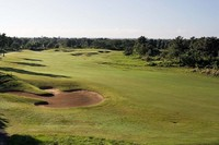 Sherwood Hills Hole 8, Par-5,  525 Yards